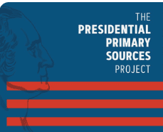Presidential Primary Sources Project logo small