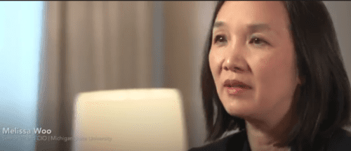 Melissa Woo featured in Diversity in IT video