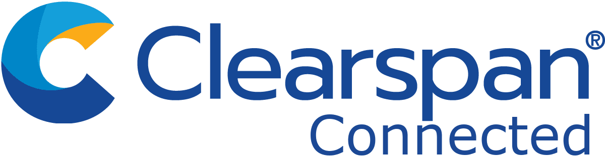 Clearspan Connected logo