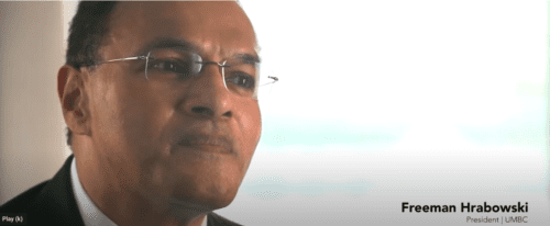 Freeman Hrabowski Connections That Power Dreams