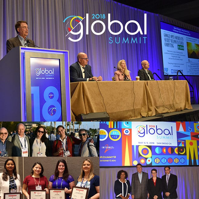 Global Summit collage