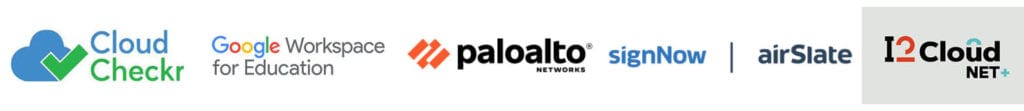 New NET+ service logos